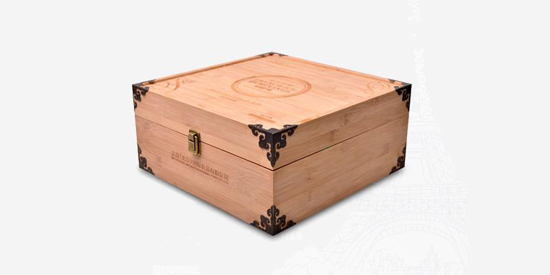 法蒂欧法式冰粽子浪漫巴黎礼盒装