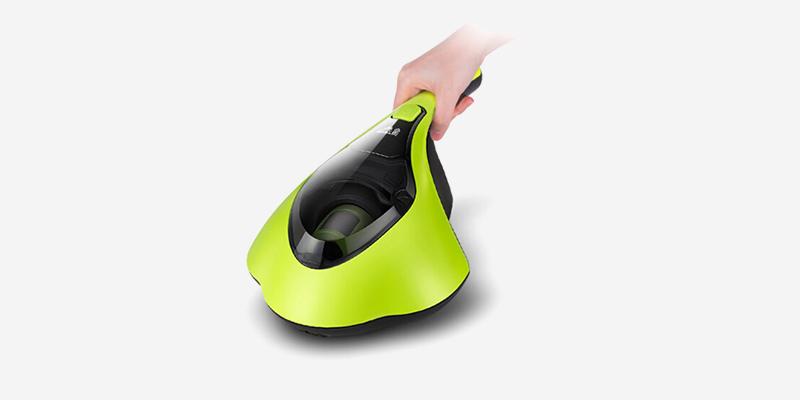 小狗(puppy)家用除螨仪紫外线床铺床褥上杀菌除螨虫小型迷你吸尘器D-608