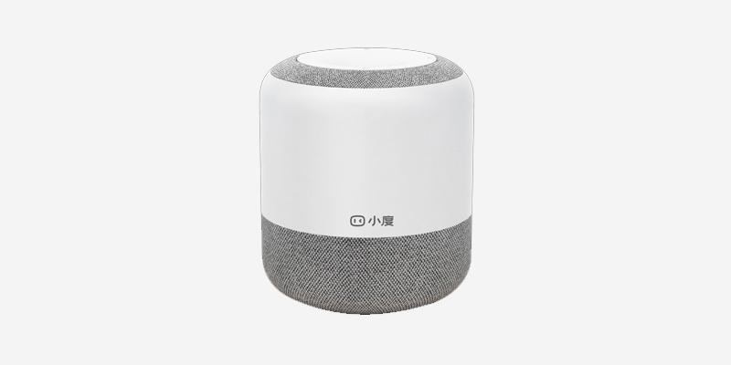 小度智能音箱AI人工语音百度音响wifi蓝牙机器人小杜小度在家1C大金刚