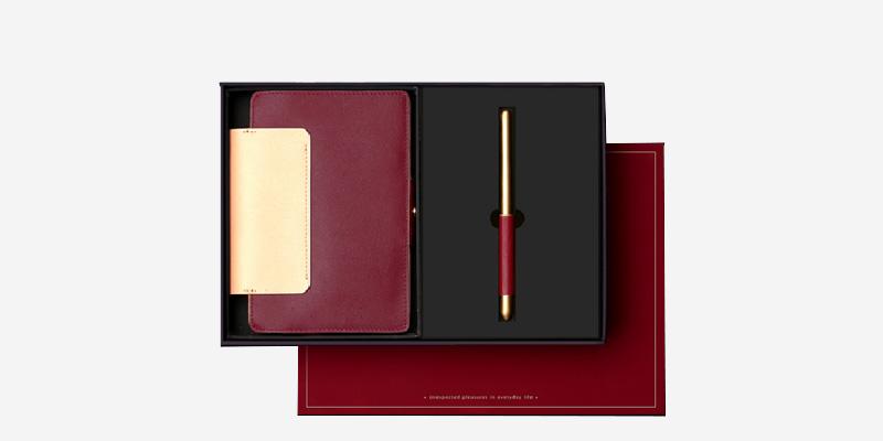 时光系列组合  笔记本