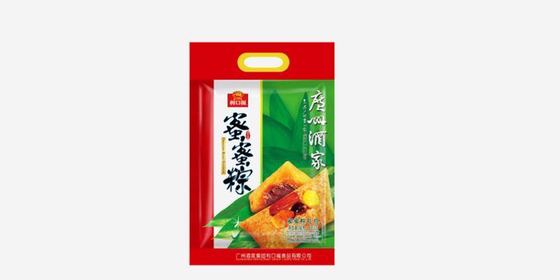 端午节广州酒家利口福蜜蜜粽礼包680g