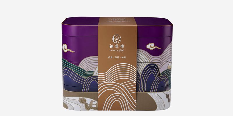 端午节香港锦华祥龙臻品粽子礼盒