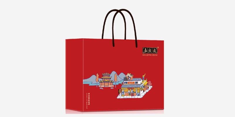 端午节嘉庆斋高汤粽子情忆江南礼盒