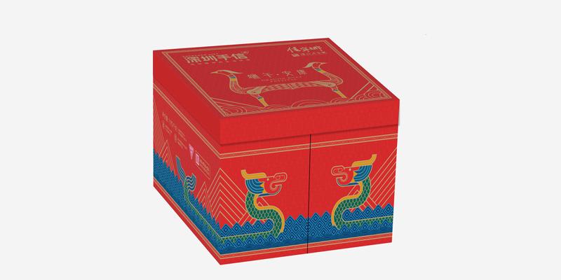 端午节佳宁娜端午安康粽礼盒1920g